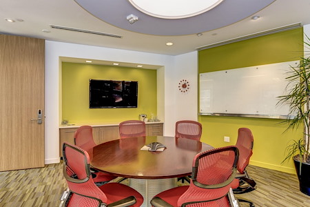 Carr Workplaces - K Street - Park Room