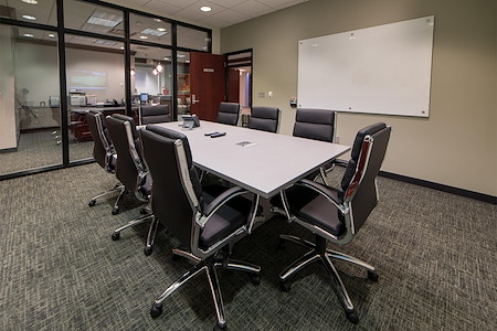 Pacific Workplaces - Reno - Peak Meeting Room