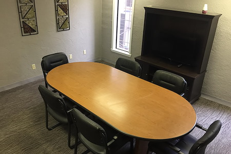 NW OKC Coworking - Conference Room B