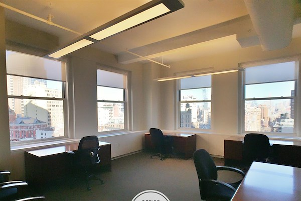 Bevmax Office Centers - Tribeca - 14 person office suite