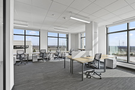 Venture X | The Realm at Castle Hills - Office Suite 306