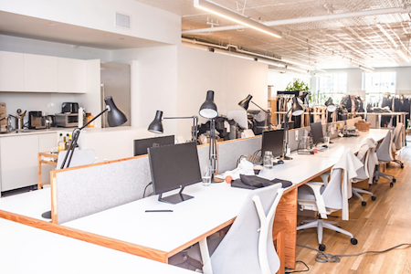 ADAY - Large Soho Office Space Available
