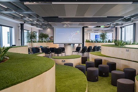 London Connectory - The Park events space