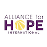 Logo of Alliance for HOPE International