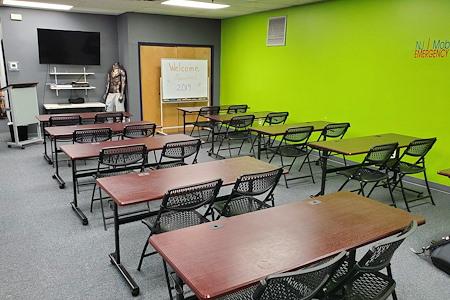 NJ | Mobile HealthCare EMS - Class Room