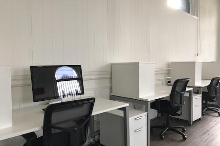 PIVOT Work Spaces - Catonsville - Dedicated Desk