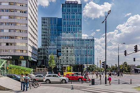 Regus | Warsaw, Marszalkowska - Dedicated Desk