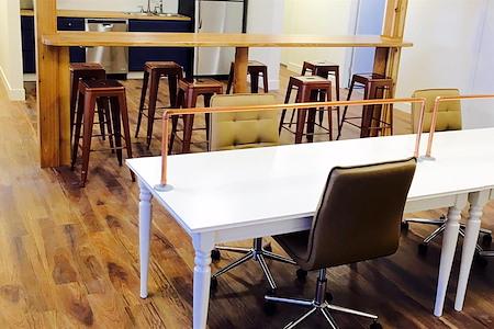 CO Work'n - Hot Desk