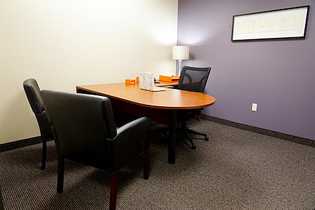 Executive Workspace @ Allen - Large Office Space