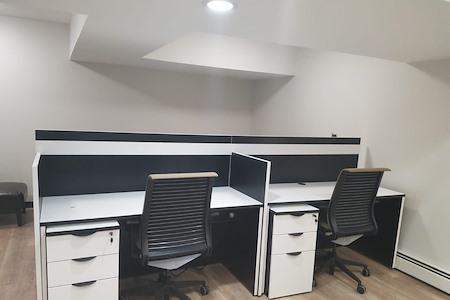 The Suite Corner - Dedicated Desk 6