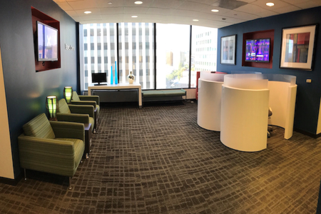 Regus | Oppenheimer Tower - Regus Business Lounge Membership