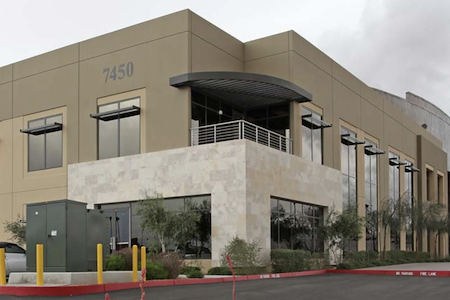 7450 Arroyo Crossing- Sublease - 2nd Floor Sublease