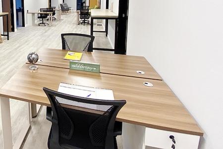 Circle Hub- Ventura - Dedicated Desk