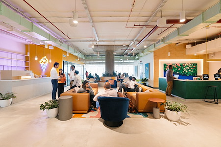 WeWork   Oberoi Commerz II - Private Office - 1 seat