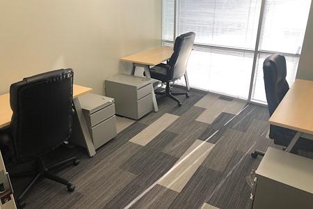 ExecuBusiness Centers - Window office dedicated desks