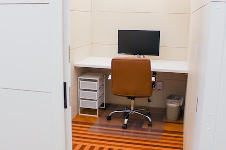 The Worker's Club - Private Office