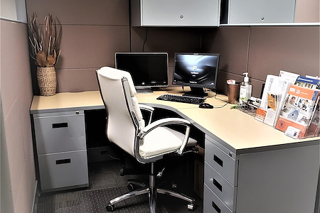 Riverside Central Business Center - Dedicated Desk