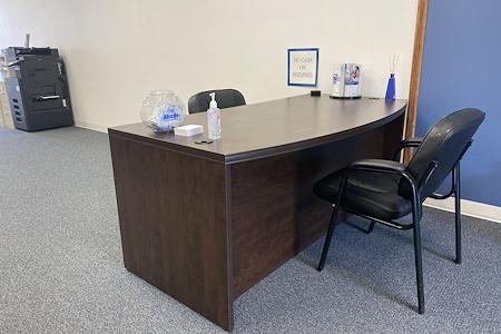 Sagi Financial Services, LLC - Dedicated Desk 1