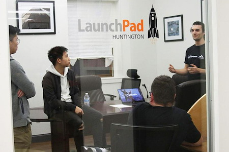 LaunchPad Huntington - Conference Room