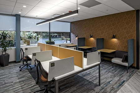 Hone Coworks - Dedicated Desks