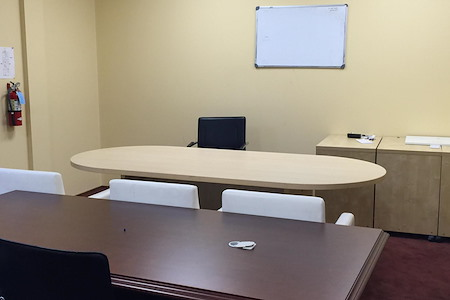 Embtel Solutions Inc - Shared Desk: Embtel One Desk