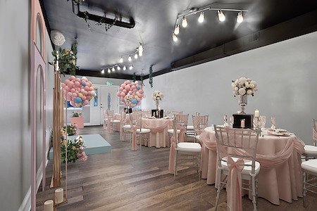 BrickRose Exchange - Event Space