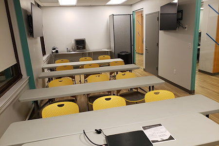 NYC Seminar & Conference Center - Meeting Room 1 (Evening Booking)