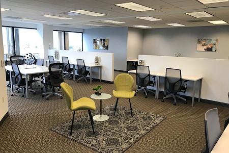 Regus   LAX Continental Grand - Office 108