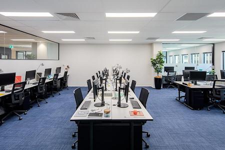 Christie Spaces Walker Street - Private 20 Desk Office
