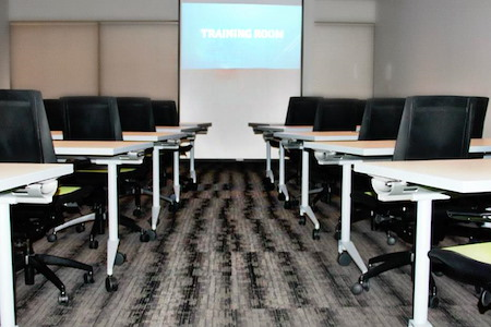 CUBExec at Uptown Tower - Uptown Training Room