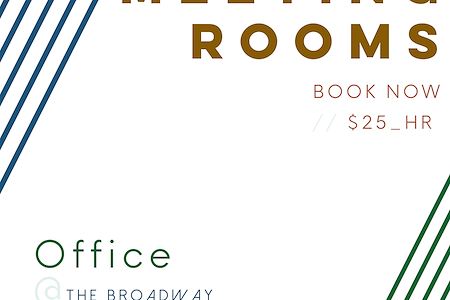 Office @ The Broadway - Conference Room 2