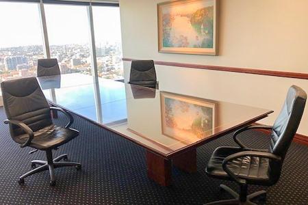 Servcorp Chifley Tower - Premium Boardroom | 14 Person