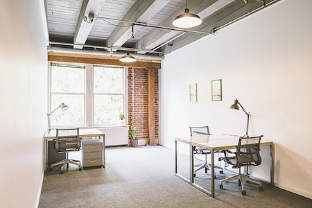 The Pioneer Collective - Private Office 1-4 pp