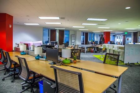SOMAcentral | San Francisco (Sacramento St.) - Dedicated Desk