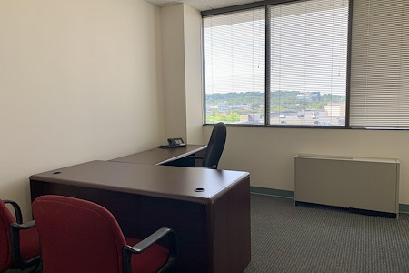 TKO Suites Rockville - Private Suites with 3 Offices & a Lobby!