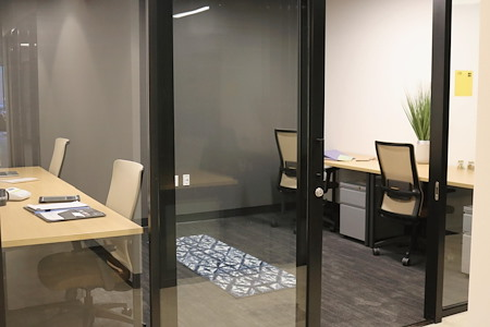 Venture X | Downtown Orlando - Private Office 4
