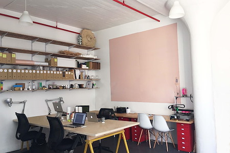 SOAP - Bright + Spacious Studio Space