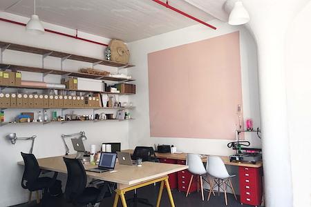 SOAP - Bright + Spacious Studio Space