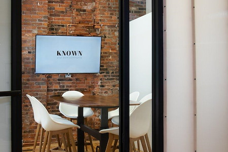 Known Coworking - The Idea Lab
