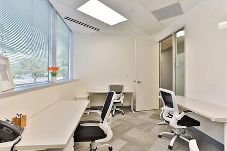 Office Evolution - Tysons Corner - Suite 106 - 4 People Team Office