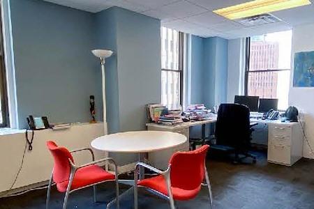 NRGI - Private Office