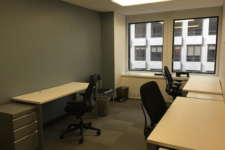 Virgo Business Centers Midtown East - Midtown East Private Window Office for 4