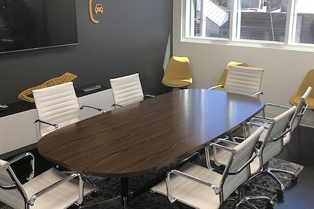 Curbstand, Inc. - New office in Weho, conference room
