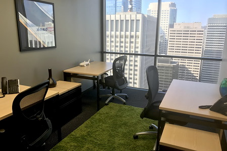 Regus | One Market Street - Executive Window Office