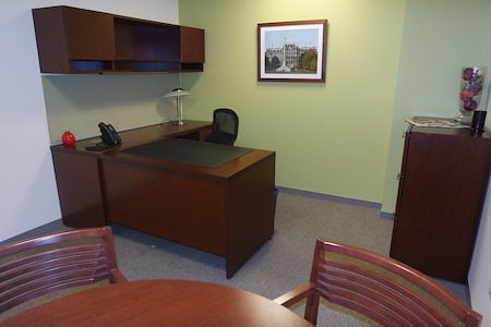 Carr Workplaces - The Willard - Interior Office 466