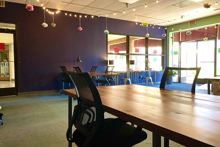 Davis Coworking, Ground Floor - Open Desk