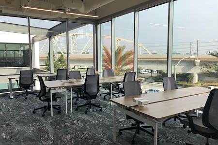 CTRL Collective | Manhattan Beach - 10-14 Person Private Office Available