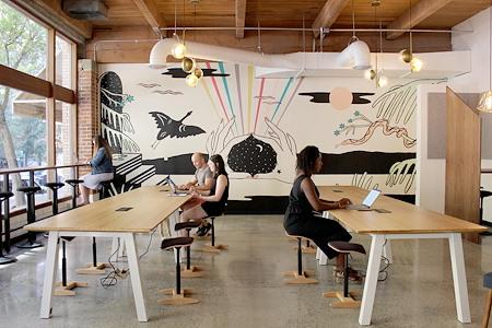 Knack Coworking - Flex Coworking Space