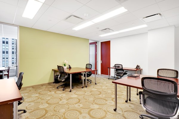 Carr Workplaces - Midtown - 576sf Three Office Suite (1729-1731)
