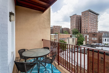 Dupont Circle Business Incubator (DCBI) - Balcony Suite 216